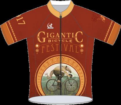 2017 Gigantic Ride Jersey