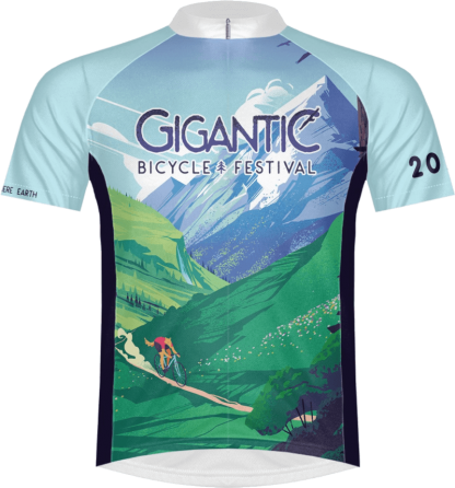 2020 Gigantic Ride Jersey